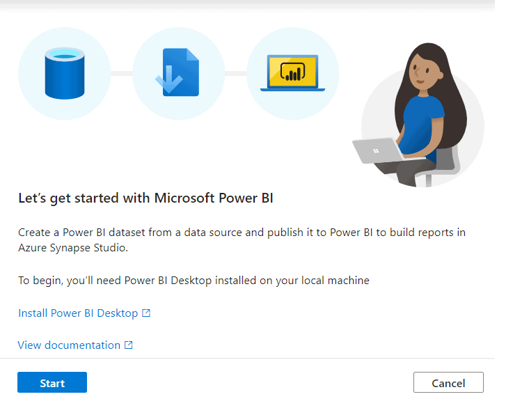 Get started with Microsoft Power BI