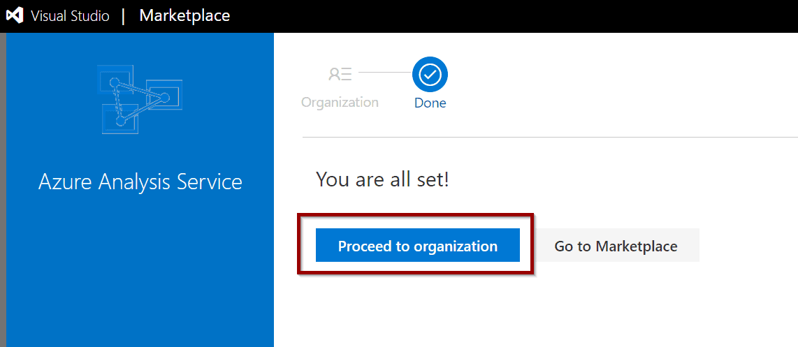 component will become available in Azure DevOps