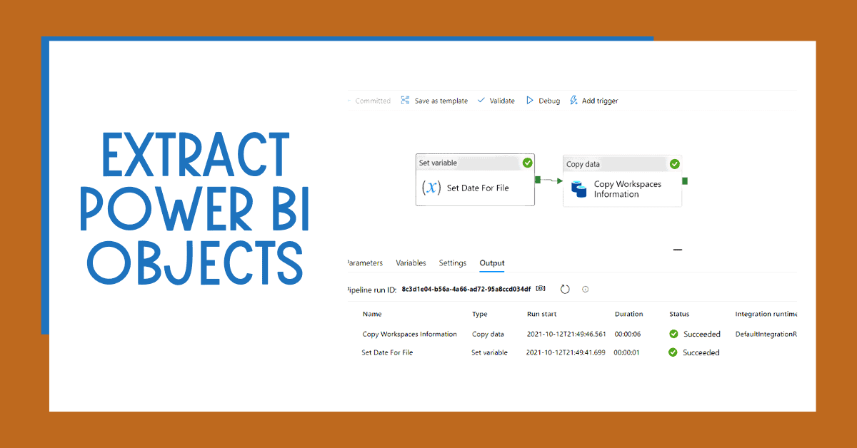 Extract Power BI Objects
